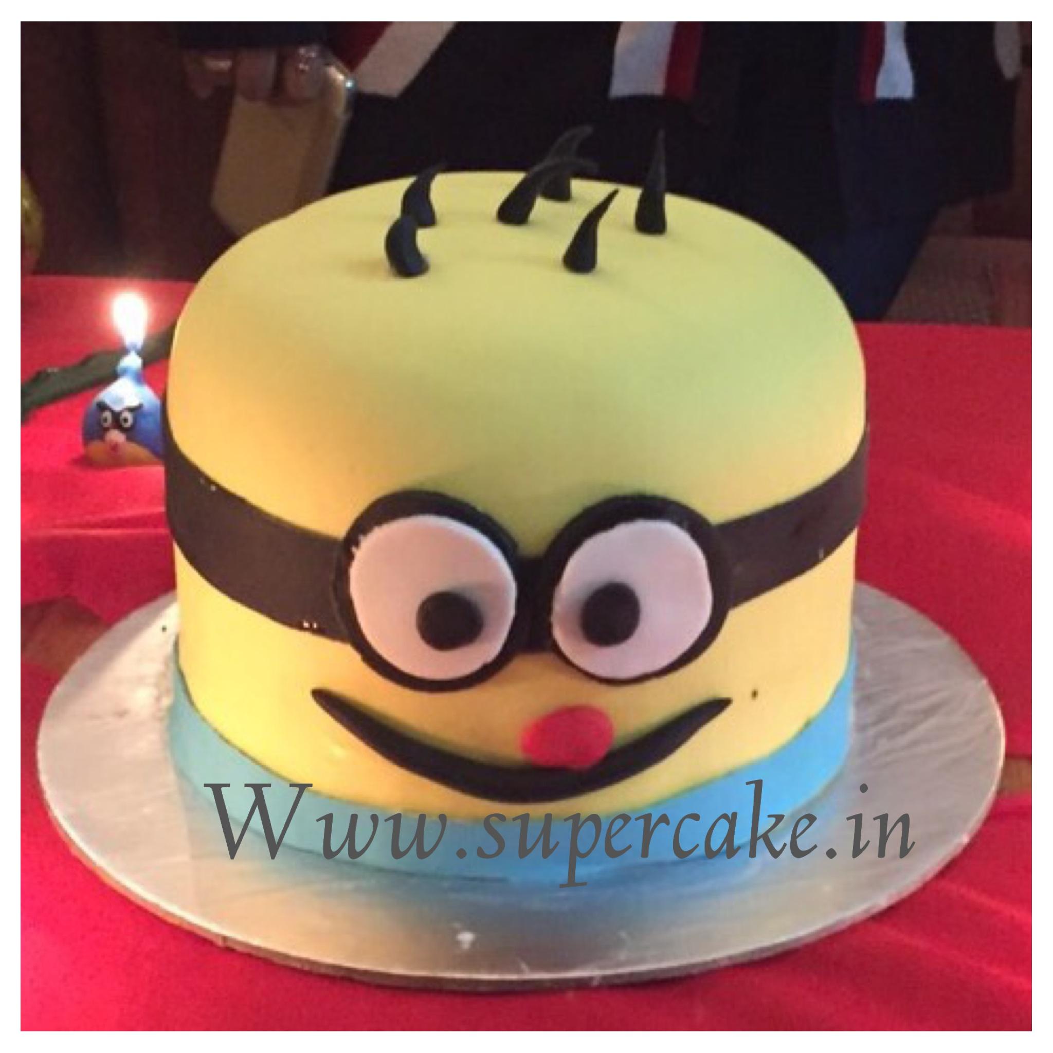 Cake Design Company Noida : 1kg cake designer