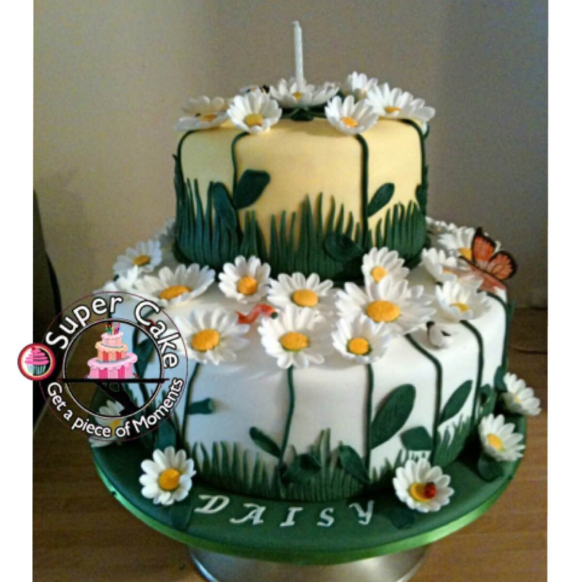 2kg Double Story Cake