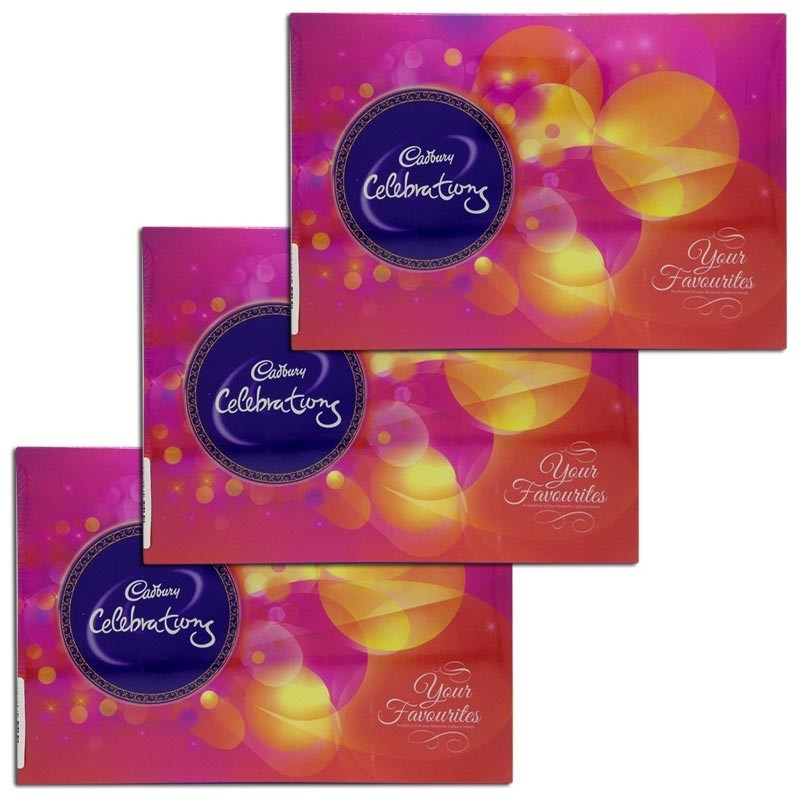 1 Cadbury Celebrartions Pack